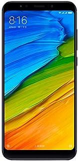 Xiaomi Redmi 5 Plus - Smartphone Dual-SIM, 4G, 64 GB, Negro - [EU - Version Española]