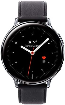 Samsung Galaxy Watch Active 2 40mm GPS Bluetooth Unlocked LTE Smart Watch with Advanced Health product image