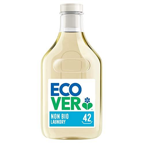 Ecover Lavanda y sándalo líquido para lavandería, no bio, 42 lavados