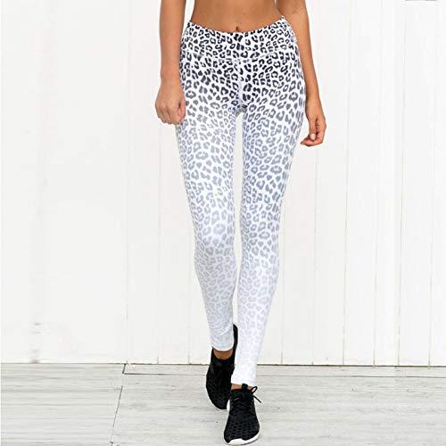 MESYR Leggings vrouwen yoga broek fitness leggings luipaard pant print compressie leggings trainingspak Quick Dry Large multi