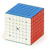 Cuberspeed YJ MGC 7x7 M stickerless Speed Cube MGC Magnetic 7x7x7 Cube Puzzle