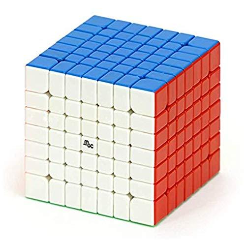YJ MGC 7x7 M stickerless Speed Cube MGC Magnetic 7x7x7 Cube