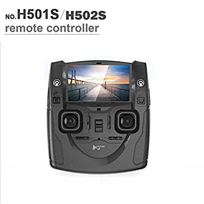 Hubsan Original H501S-15 H901A Standard Remote Controller Transmitter Spare Parts for H501S RC Quadcopter Helicopter Drone