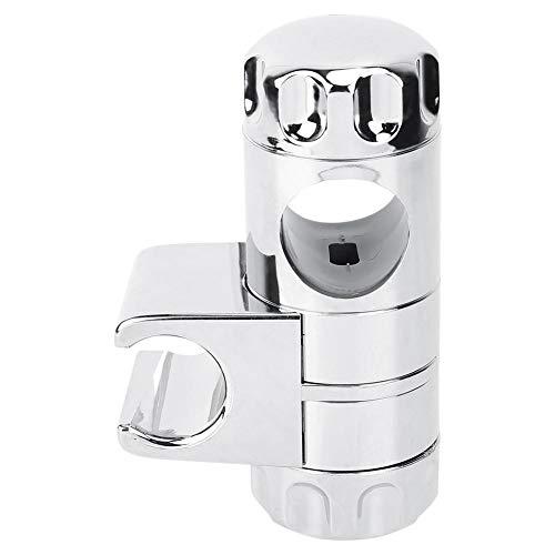 Duschschienenkopfhalterung, Universal 25MM verstellbarer Duschkopfhalter für den Austausch der Duschkopfhalterung im Badezimmer