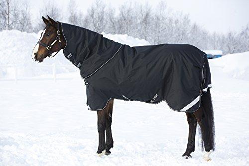 AMIGO Horseware Bravo 12 Plus Turn Out Heavy 400g Black 75