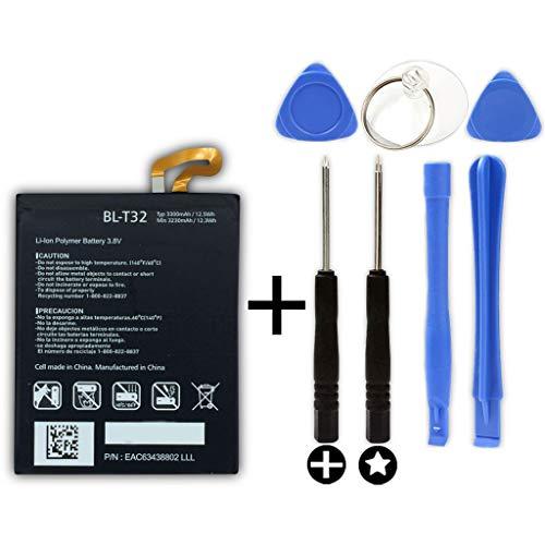 Bateria para LG G6 / H870 + Kit Herramientas/Tools | BL-T32 | 3230mAh