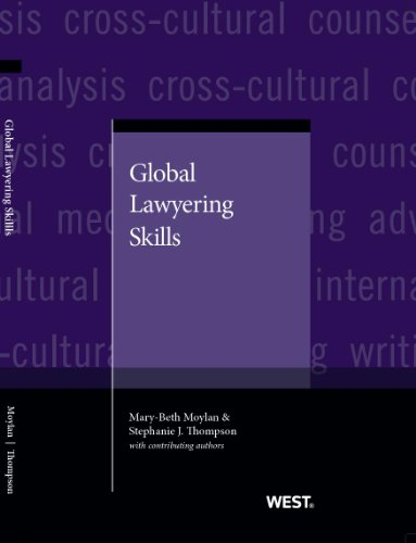 Global Lawyering Skills (Coursebook)