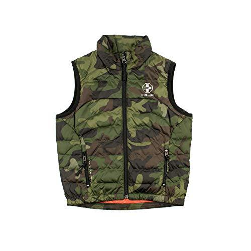 Ralph Lauren RLX Daunenweste - Camouflage, Größe:3 Jahre / 98