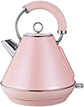 1.8L 304 Stainless Steel Electric Kettle Small Appliance Household Electric Kettle 220V1800W AXCDE (Color : Red)