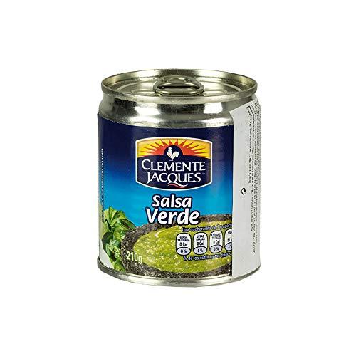 Salsa Verde -- Zielony sos dip, pudełko 210 g. Kraj pochodzenia: Meksyk