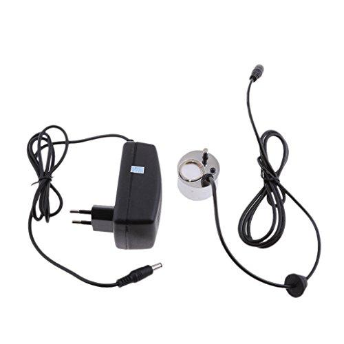 Sharplace Ultraschall Nebel Hersteller Maschine, Mist Maker, Luftbefeuchter mit EU Stecker für Brunnen Teich