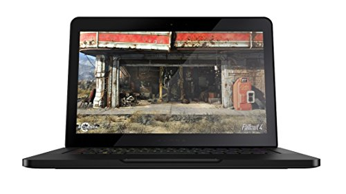 The Razer Blade (2016) 14' QHD+ Gaming Laptop (6th Generation Intel...