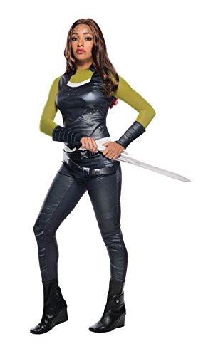 Rubie´s Damen Gamora Deluxe Kostüm, Mehrfarbig, Größe S