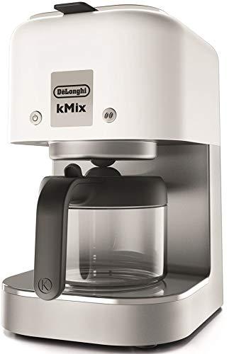 デロンギ ドリップコーヒーメーカー クールホワイト COX750J-WH