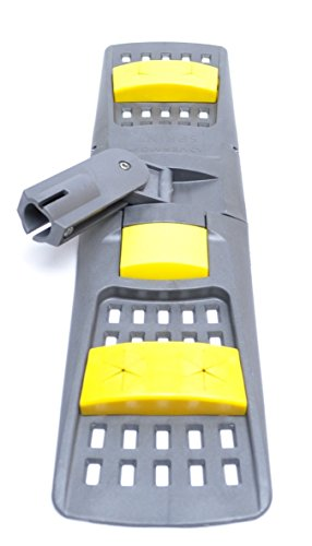 VERMOP 50 Gelenkschrubber mit Metallstiel, Kunststoff