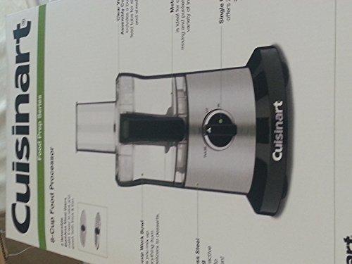 Cuisinart DLC-6 8-Cup Food Processor