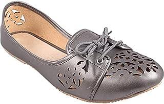 Zap Women's Shoe Belly-Grey (S.NO_10)