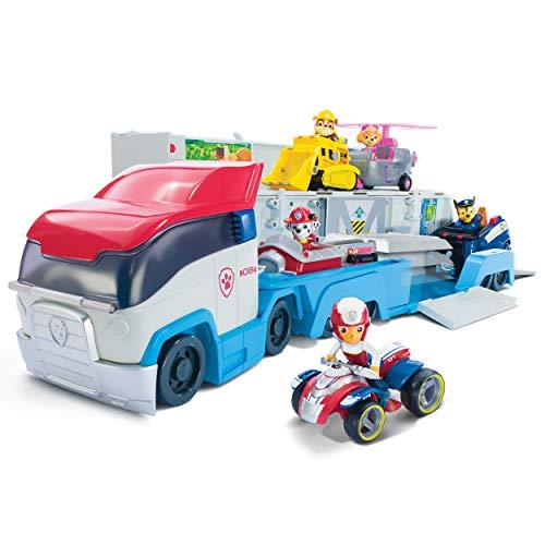 Paw Patrol Patroller vehículo de Juguete - vehículos de Juguete (Multicolor, 3 año(s), Niño/niña, Interior, 700 mm, Batería)