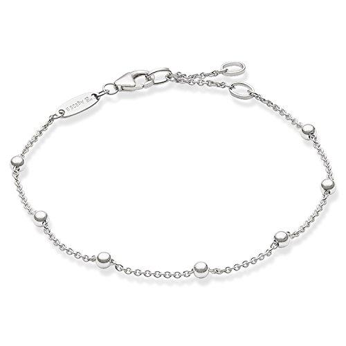 Thomas Sabo Damen-Armband 925 Silber 19.5 cm - A1328-001-12-L19,5v
