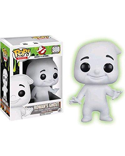 Funko 599386031 - Figura Cazafantasmas - Fantasma Rowan Brillante ed. Limitada