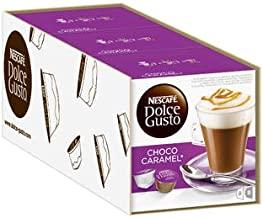 choco caramel dolce gusto