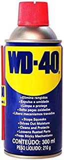 DESENGRIPANTE ANTICORROSIVO WD 40 300ML UNIDADE