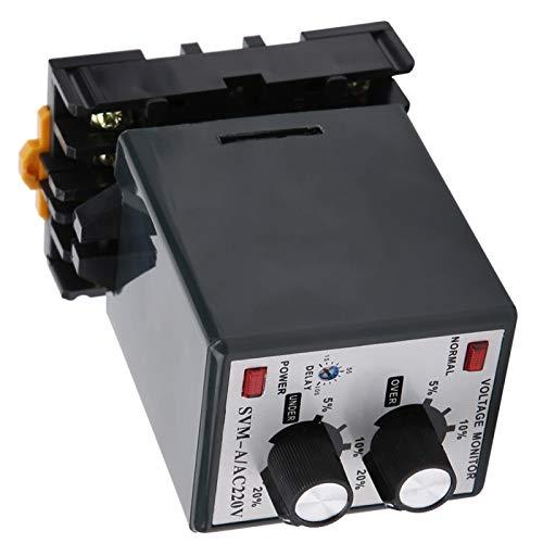 Relé de monitoreo de energía SVM-A Duradero Monofásico confiable para compresores de Aire