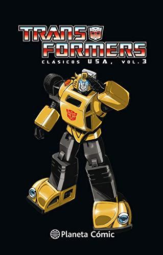 Transformers Marvel USA nº 03/08: 192 (Independientes USA)