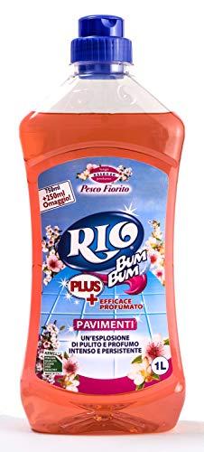 Rio Bum Bum plus sols Parfum prunier fleuri 750 ml