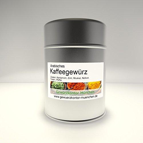 Arabisches Kaffeegewürz Kaffee Baharat 50g im Streuer Gewürzkontor München