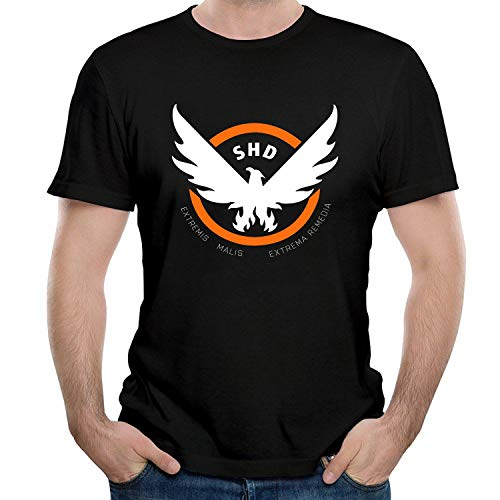 Uomo Tom Maglietta Nero/T Shirts Nero