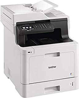 Brother MFC-L8690CDW Colour Laser MFC 9.3cm TS, 300 Sheets, 31ppm, 1 Year Warranty
