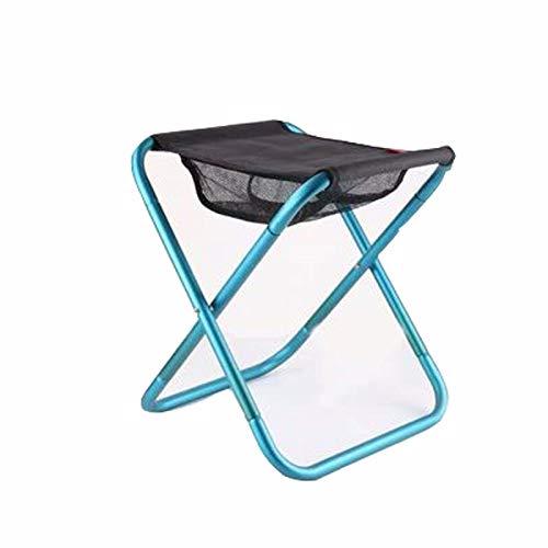 Aluminium campingstoel voor volwassenen. B