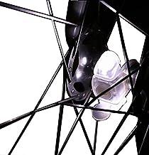 Wheely™ 自転車 ライトホイールライトロードバイク防水長時間 超高輝度盗難防止日本語説明書付き 2色3モード