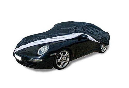 Premium Outdoor Car Cover Autoabdeckung für Audi A4 B6 B7 B8 Limousine Cabrio