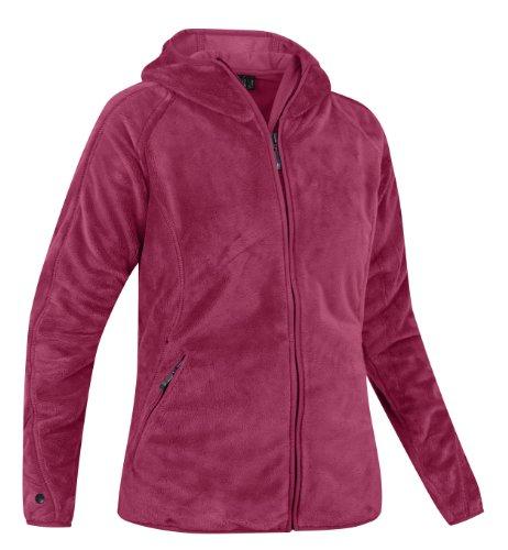 SALEWA Dzong PL - Cazadora para Mujer Rosa Grape Talla:36