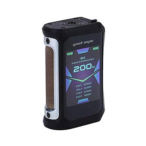 GeekVape Aegis X 200 Watt Akkuträger , TC Box Mod , Farb-Display , Farbe: silber