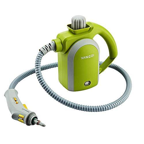 Dampfreiniger - Multifunktions-Hochdruck-Dampfreinigungsauto/Innenbereich Einfach zu bedienen/Tragbarer Sterilisator Mehrere Zubehörteile 220 V 1200 WB xinqing