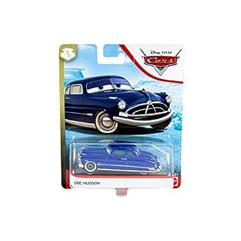 Pixar Cars Classic Doc Hudson Hornet 1 55 Scale Blue