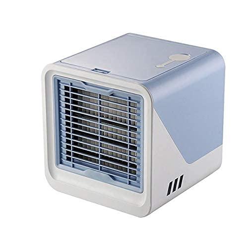 HGJINFANF Enfriador de Aire Acondicionado Pequeños Aparatos Mini Aire Acondicionador Portátil de Verano para el Hogar