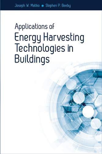 Matiko, J: Applications of Energy Harvesting Technologies in