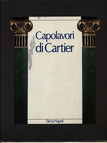 Capolavori di Cartier. Catalogo della mostra
