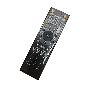 Easy Replacment Remote Control Suitable for Onkyo RC-687M TX-SA706 RC-690M TX-SR502 AV A/V Receiver System