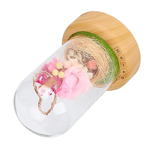 GUSTAR Luz Nocturna, Altavoz Bluetooth pequeño y Exquisito para hoteles para Uso doméstico para niñas y niños
