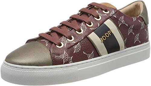 Joop! Damen Coralie LFU 4 Sneaker, Braun (Brown 700), 38 EU