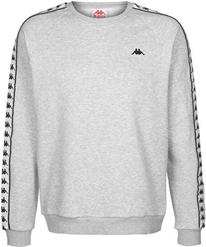 Kappa Herren GOLOR Sweatshirt, 15-4101M High-Rise M, M