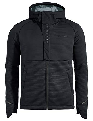 VAUDE Herren Jacke Cyclist Softshell , black, L, 41662