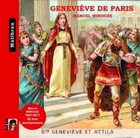 Geneviève de Paris -Mirouze 2 CD