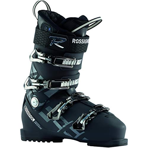 Rossignol - Chaussures De Ski Allspeed Pro Heat Homme Noir - Homme - Taille 45 - Noir