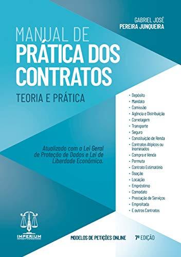 Manual de Prática dos Contratos - 7A. Edição